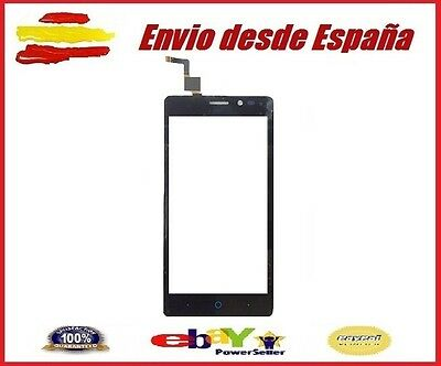 Pantalla tactil zte Blade A450 A 450 digitalizador cristal touch screen negra