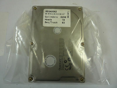 Quantum Fireball SE 853A0062 Hard Drive 3GB  USED