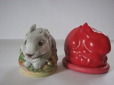 Farmyard Animals Moulds for Plaster or Wax