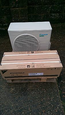 Daikin Air Conditioning 2.5Kw Wall Mounted Heat Pump - Domestic Air Con Unit