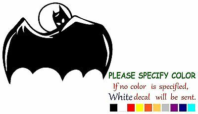 Batman BAC Decal Sticker JDM Funny Vinyl Car Truck Window Bumper Laptop 12/""