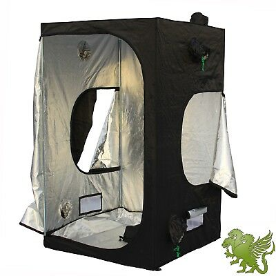 "48"" x 48"" x 78"" MYLAR Hydro Grow Room Tent Box Cabinet"