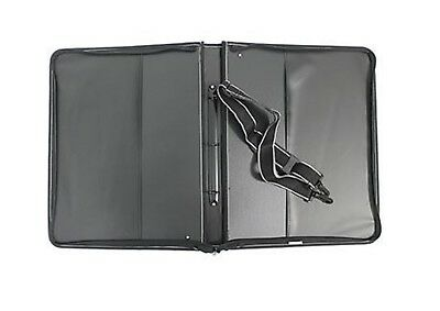 A2 Presentation Portfolio Case Ring Binder Drawing Display Artist Leather Look