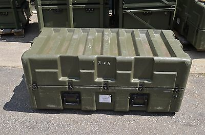 Pelican Hardigg Military Surplus Storage Container Case Box Army