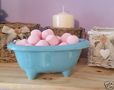 Bath Bomb Fab Pampering Therapy Rose Petals Scented Chill Pill  Relaxing 12g
