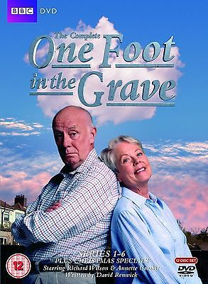 One Foot in the Grave Complete Series 1 - 6 + Christmas Specials Dvd Box Set New