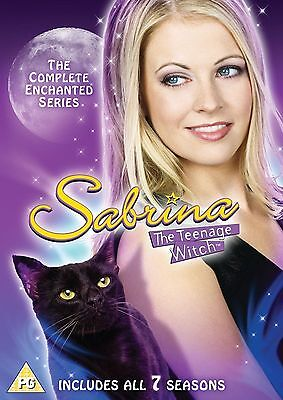 Sabrina The Teenage Witch Complete Enchanted Collection Dvd Box Set