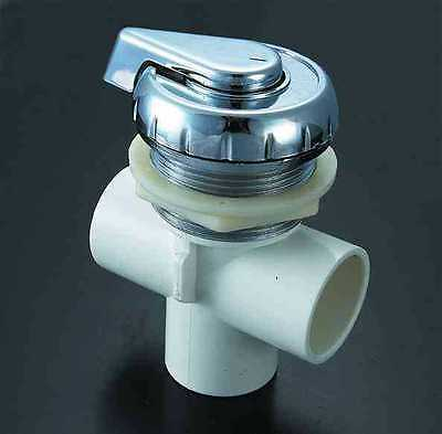 """1""""-1.5""""& 2"""" double hole converter,spa hot ub water selector spa  diverter"""