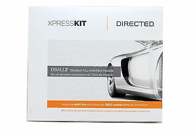6 X Directed Xpresskit Databus All Combo Bypass And Door Lock Module Dball2