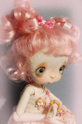 Hypa'with OOAK outfit collectible resin doll ''Ppinkydolls'' 1/6 BJD fullset