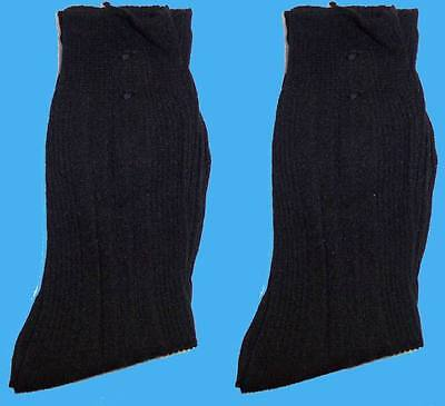Boys Nylon Dress Socks. Black Color  Sizes: S-M-L 12 Pairs Lot  ( 00020B ^*)