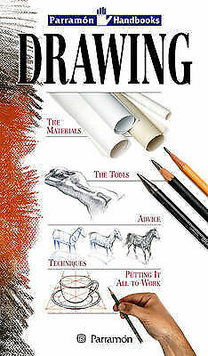 DRAWING (Parramon Handbooks) : WH2# : HBS846 : ULN : LIMITED STOCK