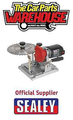 NEW Sealey SMS2003 Bench Mount 90mm-400mm TCT Saw Blade Sharpener / Grinder 240v