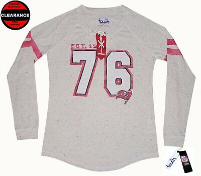4269ba06 NEW NFL TEAM Apparel Tampa Bay Buccaneers Lace Up Jersey Shirt ...
