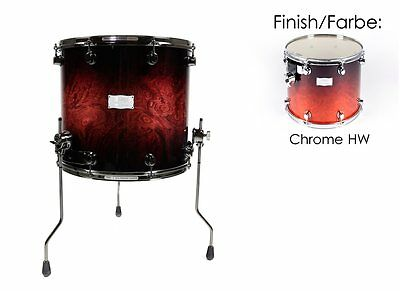 "Mapex Orion 18""x16""  Floortom Tobacco Fade (Chrome Hardware) 70% Reduziert!!!"
