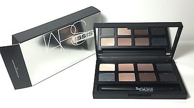 Nars Issist Matte/Shimmer Eyeshadow Palette 8310 limited-edition NIB New
