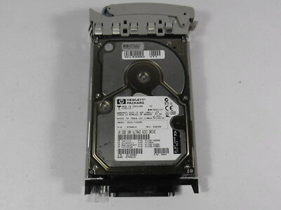 Hewlett-Packard DDYS-T18350 Hard Drive 18.2GB 10000RPM  USED