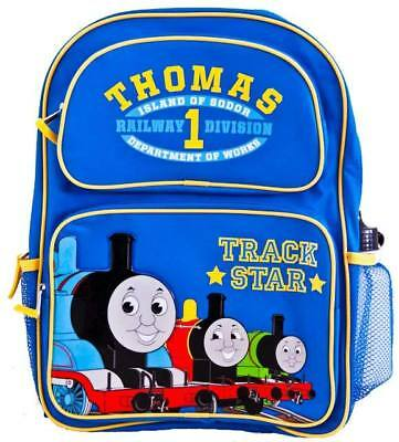 Thomas the Tank Train Large School Backpack Bag