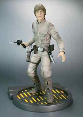 Luke Skywalker Kotobukiya Figure Star Wars Movie Toy Vinyl Model Kit Collectible