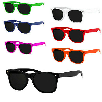New Stylish Sunglasses Mens Womens Classic Vintage Retro UV400 Glasses Eyewear