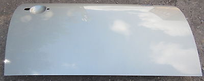 Genuine Used MINI N/S Passenger Side Door (Sparkling Silver) for R56 R55 R57 #24
