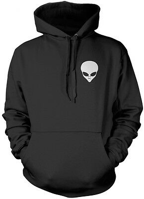 Alien Pocket - Nasa Science Geek Area 51 Kids Unisex  Hoodie