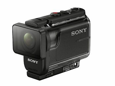 Sony HDR-AS50 Full HD Action Cam with RM-LVR3 Live-View Remote