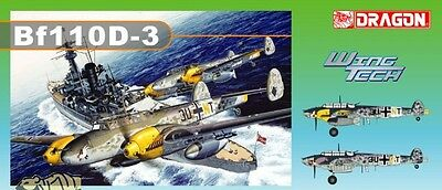 Messerschmitt Bf 110 D-3 - 1:32 - Dragon Models 3206