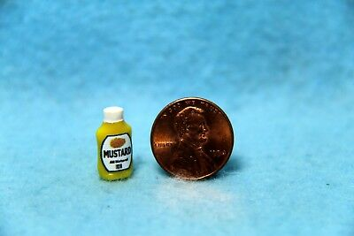 Dollhouse Miniature Replica Bottle of On Tap Draft Brewed Beer ~ HR53943