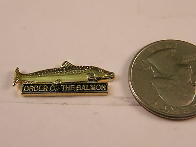 Order Of The Salmon Pin