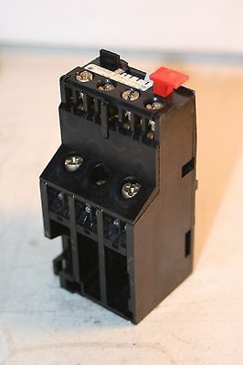 Telemecanique LR1-D09302A65 Thermal Overload RELAY 0.16-0.25AMP 575VAC