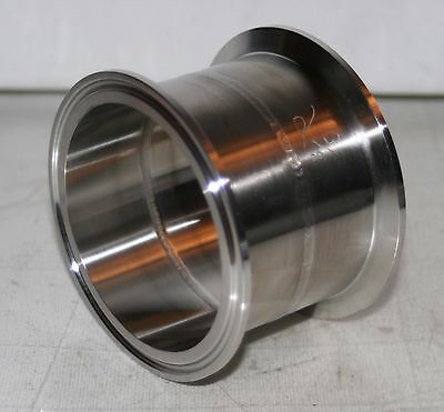"""3"""" Sanitary 316L Stainless Steel Coupling NEW"""