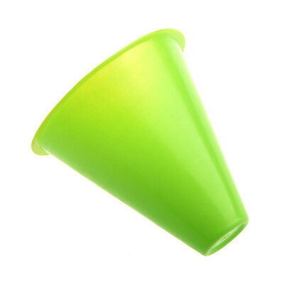 5pcs 3 inches cones for Slalom Skate Roller-Skating - Green WS