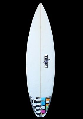 6'1 DHD Used Surfboard