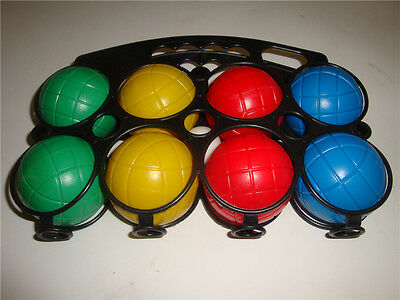 Orbit Bocce Ball 8 Pieces Set in Carrycase
