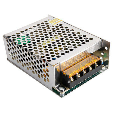 Universal 24V 3A DC Regulated Switching Power Supply For LED SMD Strip 5050 3528