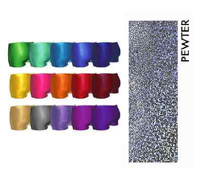 Milano Pro Sport Gymnastics Foil Hipsters 123807 Various Colours' - NEW