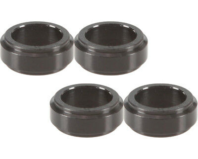 Wheel Spacer Black 17mm x 10mm Prokart Cadet x 4 UK KART STORE