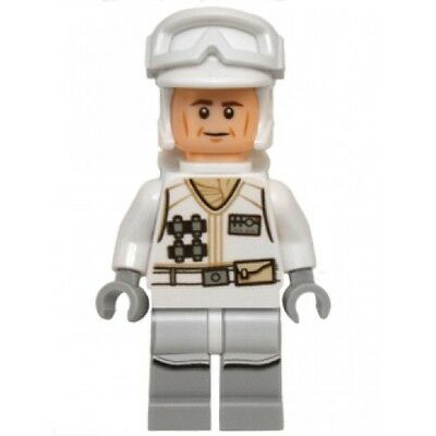Exc Con Lego Star Wars Minifigure Hoth Rebel Trooper 75098