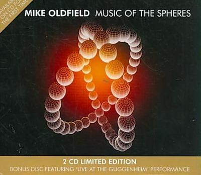 Mike Oldfield - Music of the Spheres (Live in Bilbao/Live Recording, 2008)