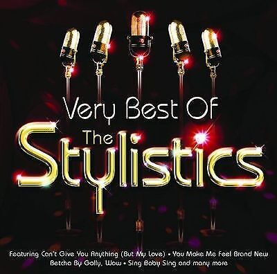 The Stylistics - Very Best of the Stylistics (2013)