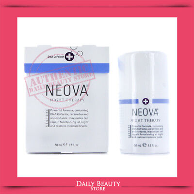 Neova Night Therapy 50ml 1.7oz BRAND NEW FAST SHIP