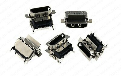Dell Inspiron 17R N7110 Vostro 3750 Power Jack Dc Socket Connector Wtvc4 E50