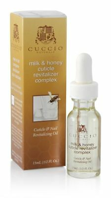 Cuccio Manicure Cuticle Revitalizing Oil Acrylic Gel Natural Toes Nails