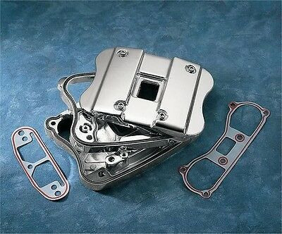 Chrome Rocker Box Kit Drag Specialties  302076-BX-LB2