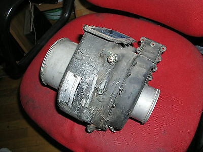 Airesearch Aircraft Cooling Turbine 15866-51 Turbocharger