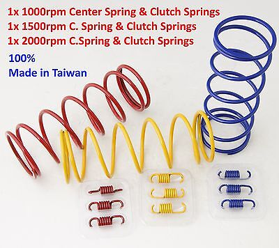performance Clutch Spring for SYM Fighter 125 150  Moped scooter