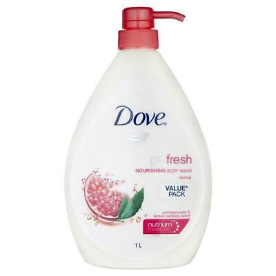 Dove Body Wash Go Fresh Revive 1L