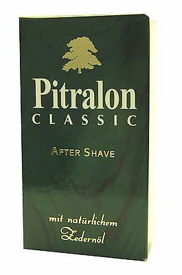 (4,16 EUR/100ML) 3x Pitralon Classic After Shave 100ml
