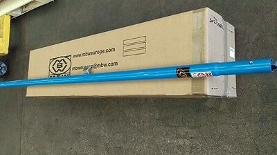 3 X Poles Big Blue Mbw Glider 3 X 1.8 Metre Easy Float Concrete Long Reach